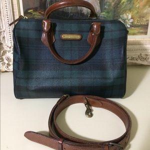 Vintage Ralph Lauren purse/crossbody bag